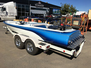1965 Howard Speed boat 20 Footer
