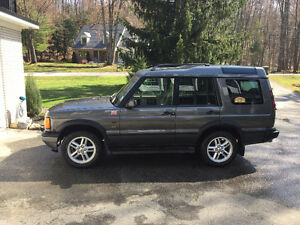 2002 Land Rover Discovery SE Fully Loaded