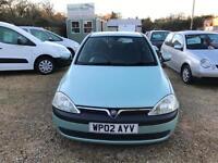 Vauxhall/Opel Corsa 1.2i 16v Comfort