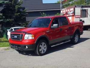 2006 Ford F-150 FX4 Pickup Truck - SUPER CLEAN Accident Free