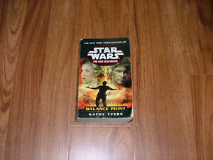 Star Wars novel Balance Point