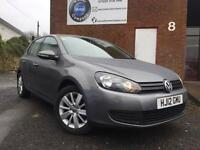 Volkswagen Golf 1.6TDI ( 105ps ) DSG 2012 Match