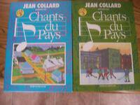 2 coffrets de chansons de Jean Collard !