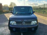 2010 Nissan Cube 7 seater Hatchback Petrol Automatic