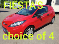 Ford Fiesta 1.4TDCi ( 70PS ) Stage V 2011MY