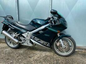 HONDA VFR 750 F ACE BIKE RIDES ACE! £2195 ONO PX £ EITHER WAY? CB TRIALS