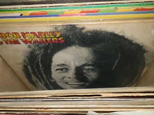 Records Vinyl wanted - buying -reggae punk 80's rock collections