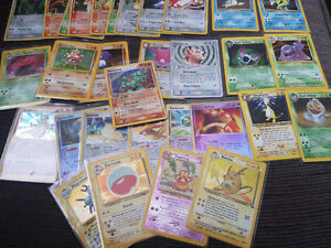 Huge lot of Holographic Pokemon Cards