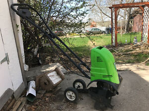 mall Electric Roto Tiller for Sale