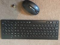 Lenovo Wireless Keyboard and mouse - SOLD