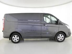 2016 FORD TRANSIT CUSTOM 2.2 TDCi 125ps Low Roof Limited