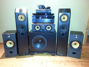 Bowers & Wilkins Speakers