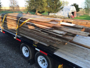 BEAMS, BARN BOARD, RAFTERS for SALE (huge inventory)