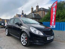 Vauxhall/Opel Corsa 1.6 T SRI ***3 MONTHS WARRANTY ***FINANCE AVAILABLE