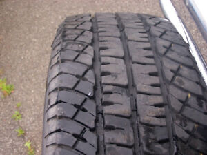 Michelin LTX A/T Tire ( 1 available) LT265/70R18