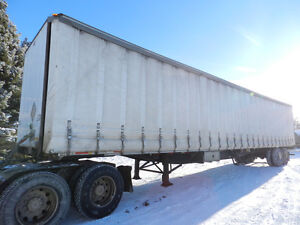 2004 Utility 53' Tandem Curtain Side (For Sale or Rent)