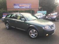 2003 Audi Allroad 2.5 TDI Estate 5dr Diesel Manual Quattro (238 g/km, 163