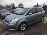 TOYOTA VERSO 2009 2.2 D-4D SR DIESEL - MANUAL - LOW MILEAGE - 1 OWNER FROM NEW