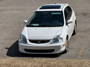 2002 civic sir