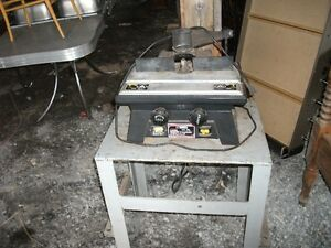 , Craftsman wood shaper. DURO drill press Belleville Belleville Area image 1