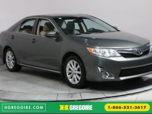 2012 Toyota Camry XLE MAGS BLUETHOOT CAMERA RECUL CUIR TOIT OUVR