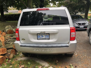 2009 Jeep Patriot AS IS