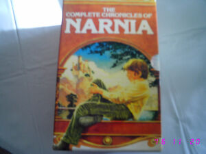 The Complete Chronicles of Narnia London Ontario image 1