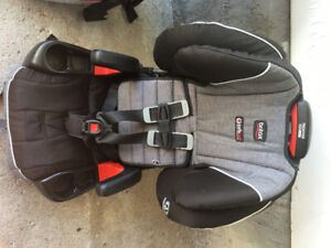 2 Britax frontier car seats