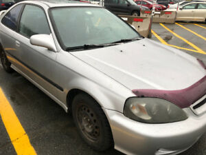 2000 Honda Civic Si (Automatic)