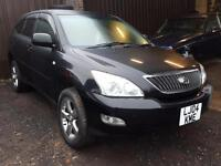 TOYOTA HARRIER 2.4L AUTOMATIC + 4X4 + LOW MILES + SIMILAR TO LEXUX RX-300