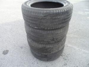 245/55R19 Michelin Latitude Tour HP