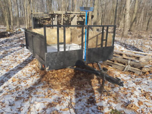 Utility trailer For sale $500