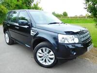 2011 Land Rover Freelander 2.2 SD4 HSE 5dr Auto 1 Owner! FLRSH! Sat Nav! 5 d...