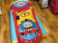 Thomas The Tank Engine - My 1st Ready Bed with Pump+Storage Bag in very good condition