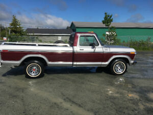 1979 Ford Ranger (Full Size)