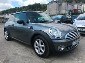 2010 10 Mini Mini 1.6 One Graphite Petrol 6 Speed Manual Low Miles IMMACULATE!