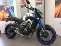 YAMAHA MT09 AKRAPOVIC DELIVERY ARRANGED P/X WELCOME HPI CLEAR