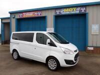 Ford Tourneo Custom 310S Titanium TDCi Powershift Minibus with Air Suspension, R