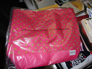 Pink Carry Bag - New in package