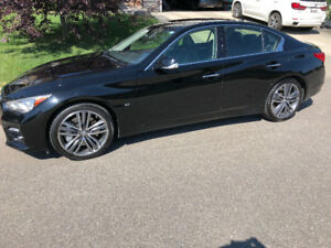 2015 Infiniti Q50 AWD Sport - Touring and Technology Package
