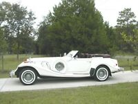 1983 Excalibur Convertible