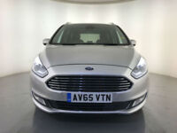 2015 FORD GALAXY TITANIUM X TURBO AUTOMATIC 7 SEATS 1 OWNER SERVICE HISTORY