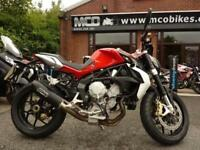 MV Agusta Brutale 675 1937 miles, GPR Can