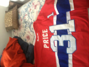 Carey Price Montreal Canadiens Jersey