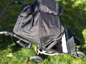 STROLLER - Mountain Buggy Duet side-by-side