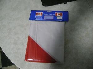 One Canadian Flag