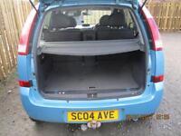 Vauxhall/Opel Meriva 1.6i 16v 2004MY Life