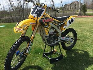Excellent Condition YZ450 With Extras