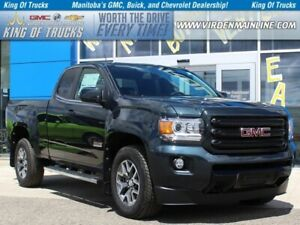 2018 GMC Canyon EXT | 4X4 | ALL-TERRAIN | $270 B/W