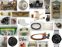 Sunday's Online Auction, Free Registration, Everything Must Go!!